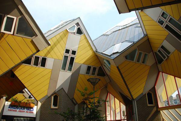 Rumah Kubik (Rotterdam, Belanda)