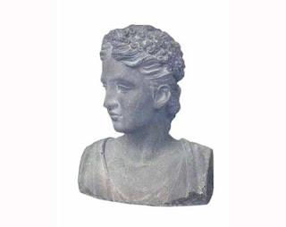 patung yunani dibuat dari batu cetak resin