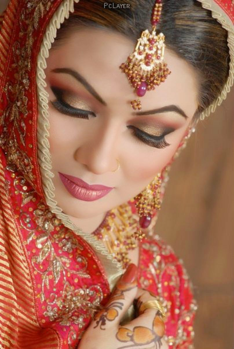 مكياج هندية للعروس glamour-hunt-world-p