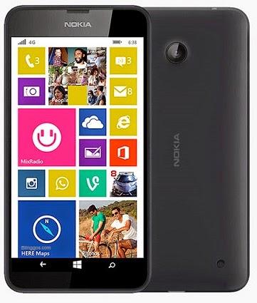 Harga Nokia Lumia 638