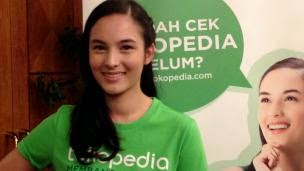 Sekarang Tokopedia menjadikan Chelsea Islan sebagai Brand Ambassador-nya.