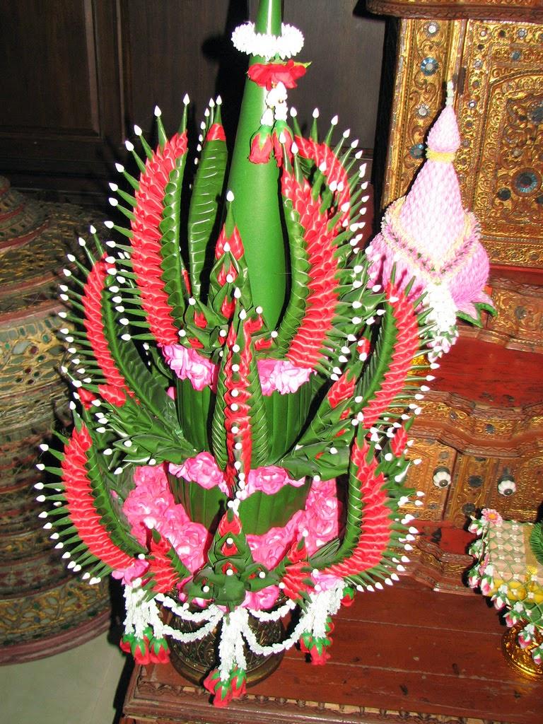Bai sri flower arrangement
