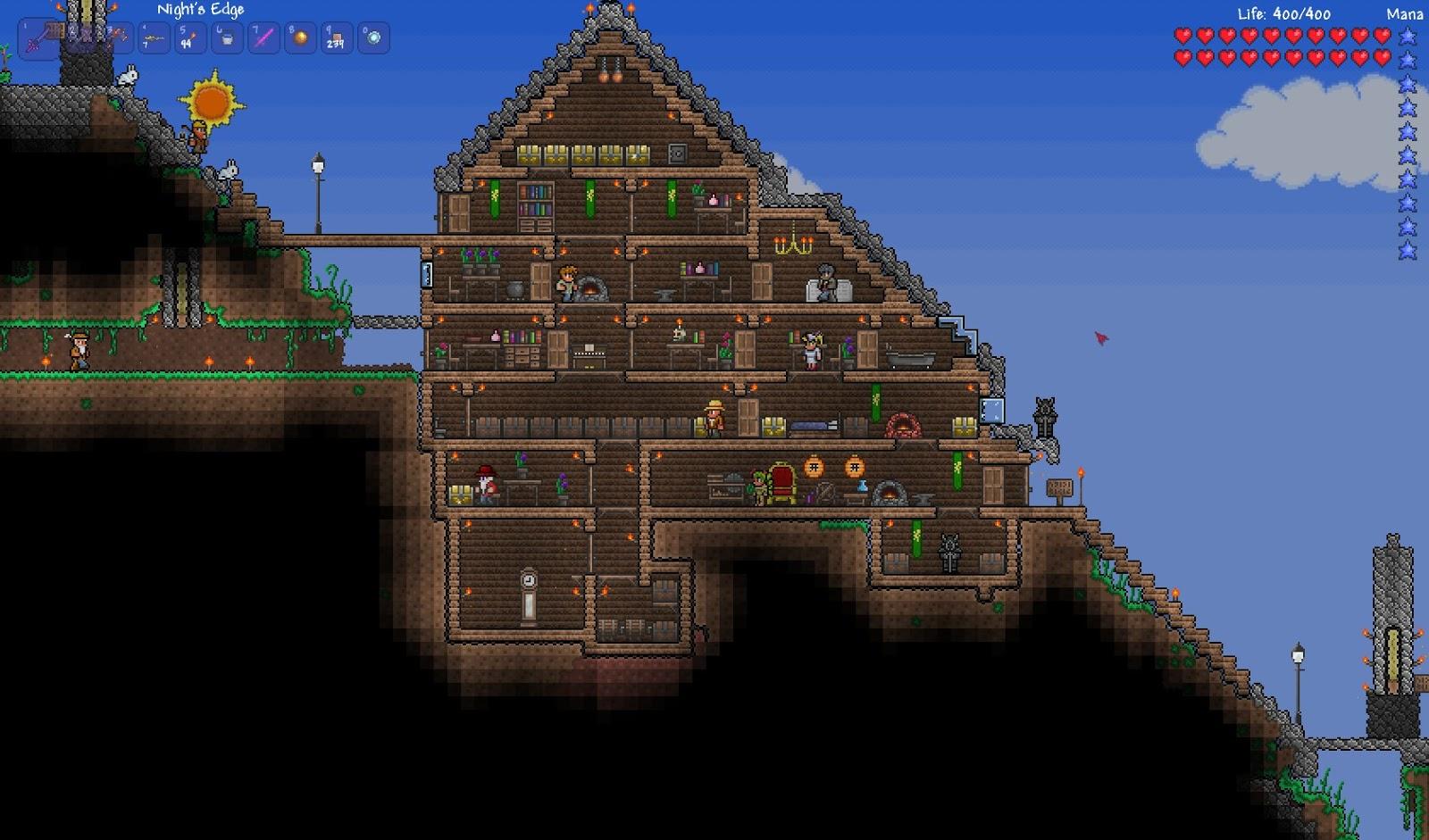 Video Games Terraria