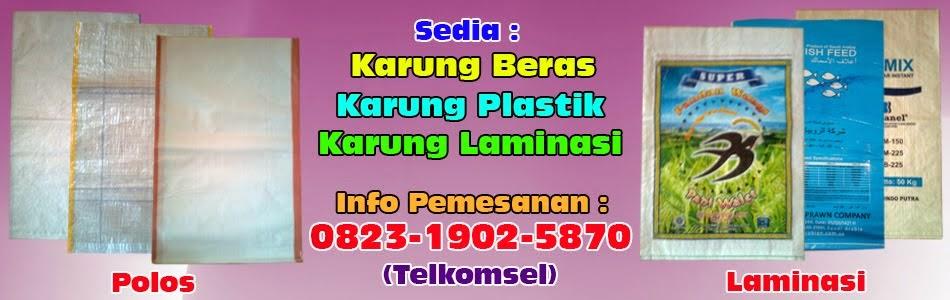 Sablon Karung Beras Jakarta, Sablon Karung Plastik Jakarta, Jasa Sablon Karung Jakarta