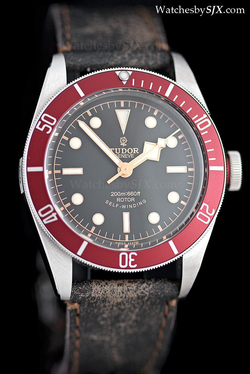 2012 rolex tudor heritage black bay ref 79220r new with tags - Tudor dive watch price ...