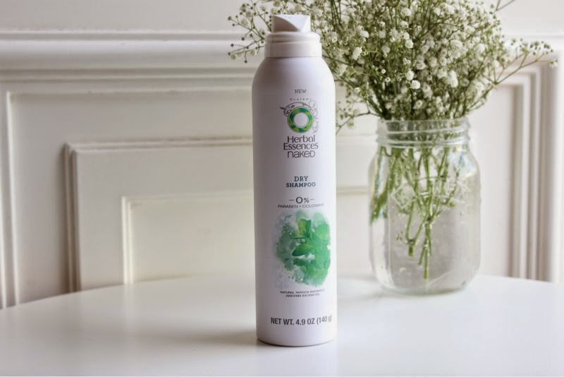 Herbal Essences Clearly Naked Dry Shampoo Review