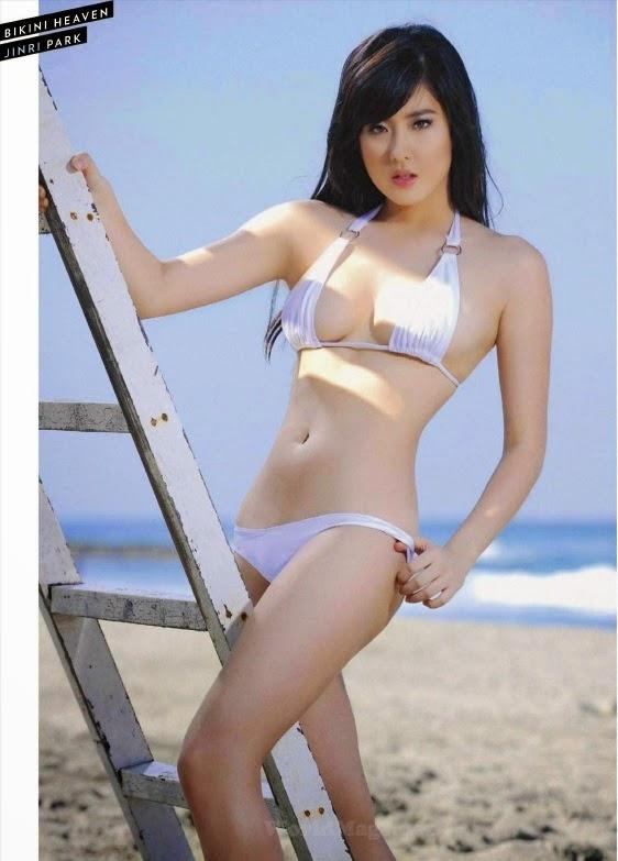 jinri park sexy bikini pics 04