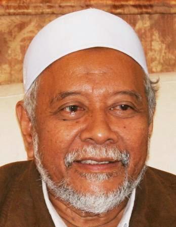 Ustaz Abu Bakar Chik meninggal dunia
