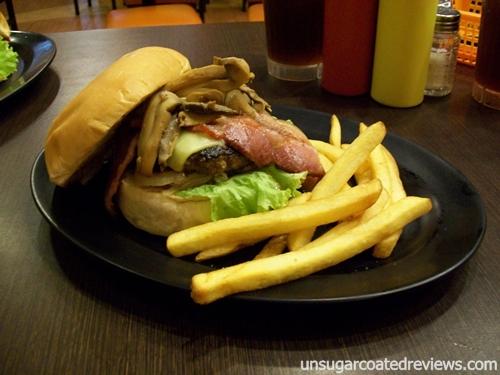 Zark's Burgers Taft Avenue, Manila
