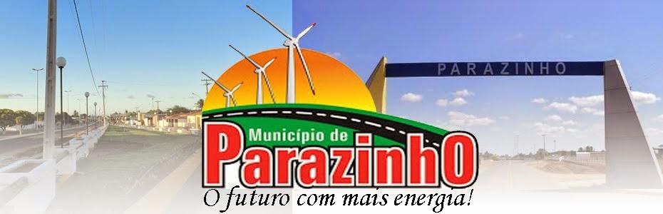PARAZINHO - RN Arquivo Municipal 2013 á 2016