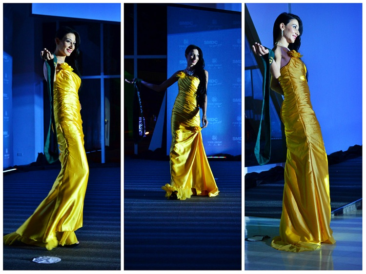 Ms. Earth 2012: Evening Gown Competition Part 1