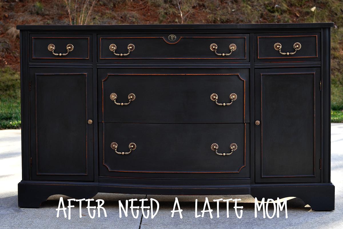 Need A Latte Mom Vintage Stock Furniture