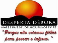 Visite o site do Ministério Desperta Débora