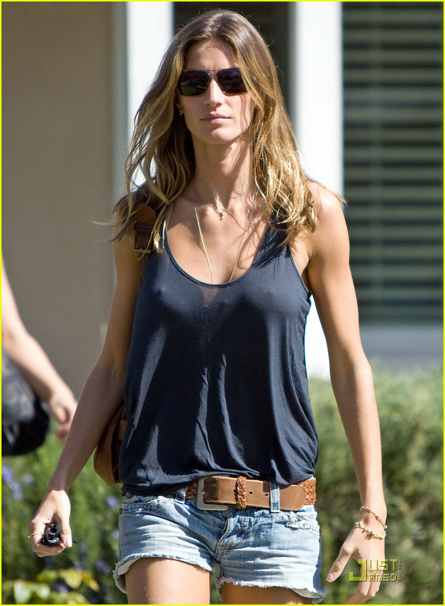 This Quot It Quot Factor How To Get Gisele Bundchen Beachy Hair