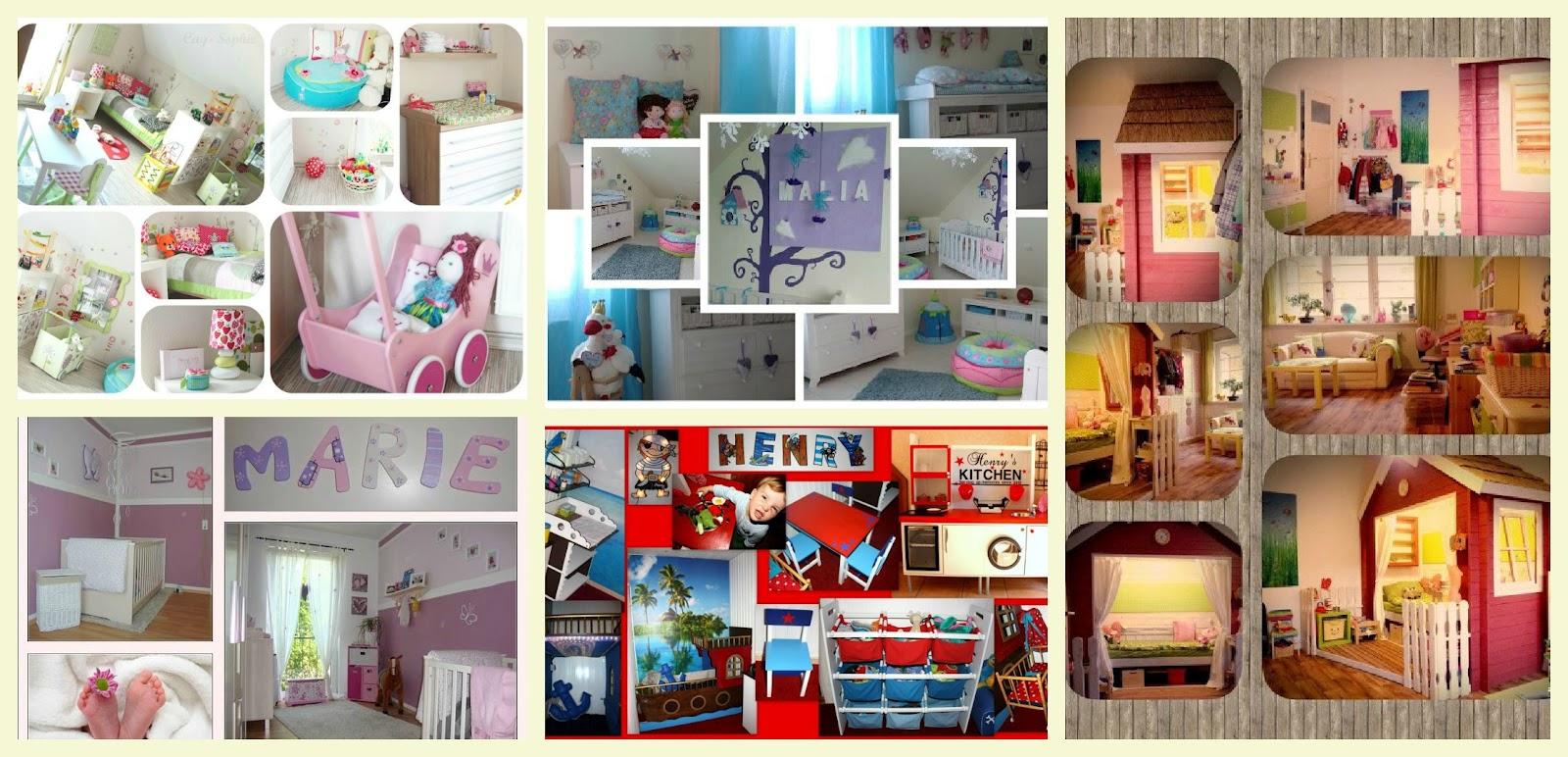 Löckchenzauber: Unsere schönsten Kinderzimmer !!!