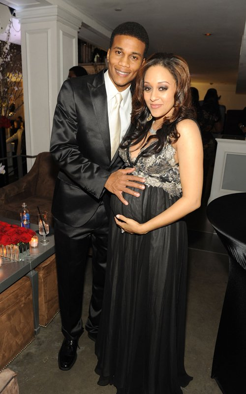 Tia Mowry Has Named Her Son!