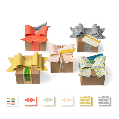 Stampin' Up! That's a Wrap Kit Digital Download