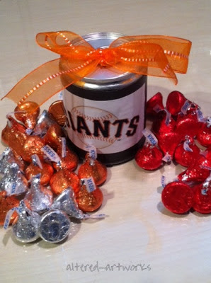 San Francisco Giants crafts