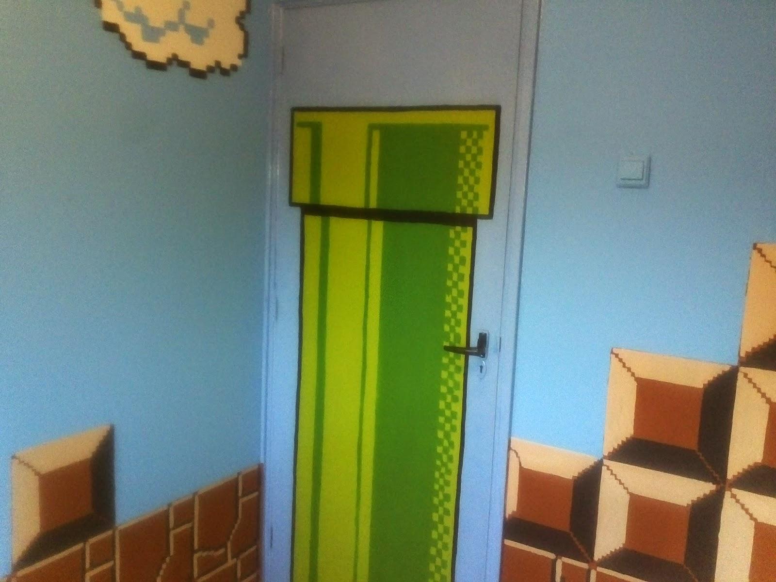 Mario Bros Bedroom Decor Mario Bedroom Ideas