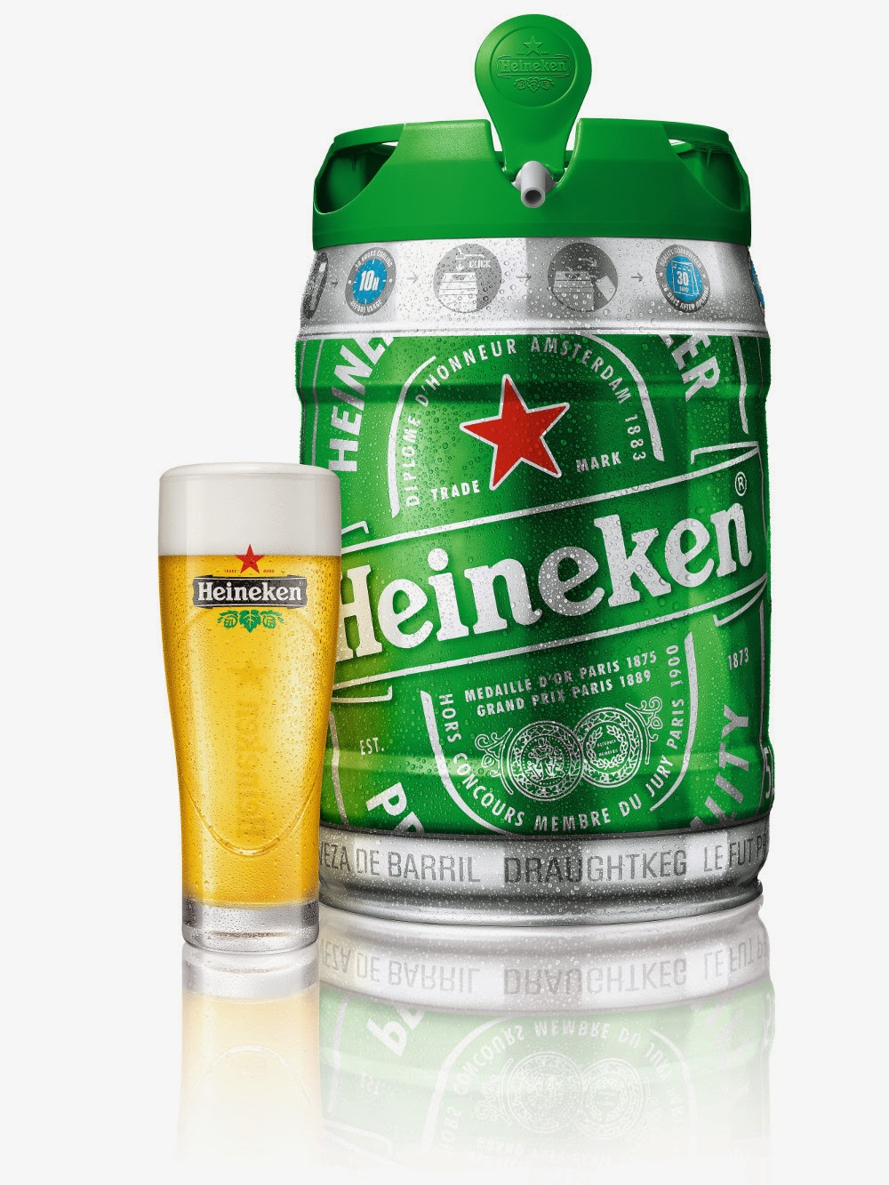 KtheBLOGGER.com: Heineken Illuminates Your Festive Season
