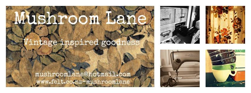 Mushroom Lane