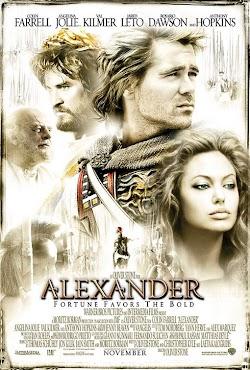 Alexander Đại Đế - Alexander (2004) Poster
