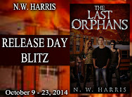 N. W. Harris's THE LAST ORPHANS Release Day Giveaway