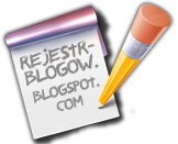 Daj się ponieść wyobraźni - Rejestr blogów