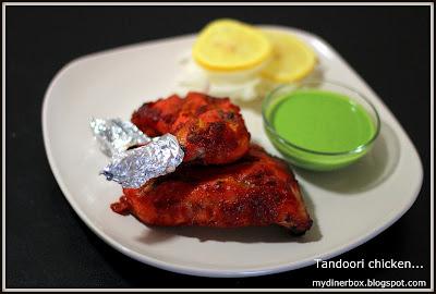 Tandoori chicken,chicken,non vegeterian,tandoori,chicken recipe