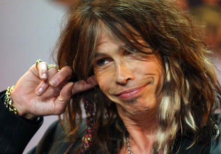 steven tyler caricature. from our man Steven Tyler.