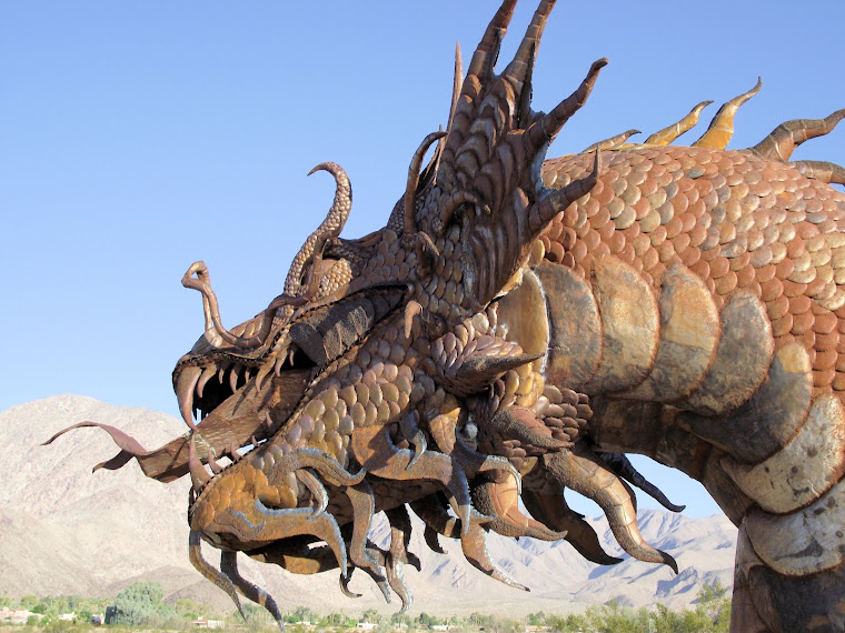 Borrego Dragon