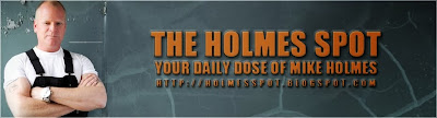 THE HOLMES SPOT