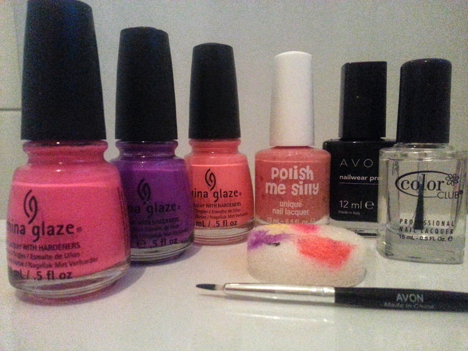 polish-me-silly-sizzling-sunset-nail-art