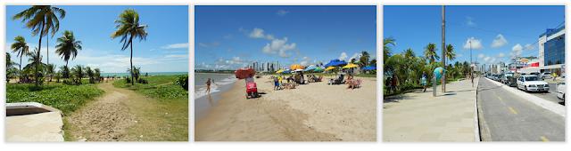 História da Gaby - Praia de Tambaú