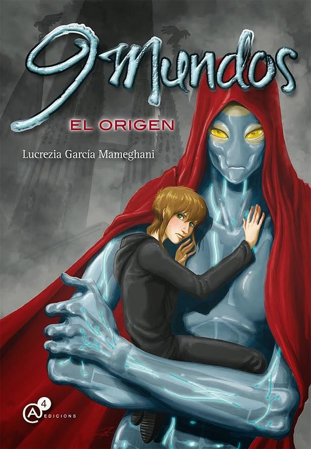 Una novela de mi amiga Lucrezia de ciencia ficción,