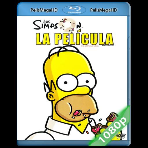 LOS SIMPSONS (LA PELICULA) (2007) 1080P HD MKV ESPAÑOL LATINO