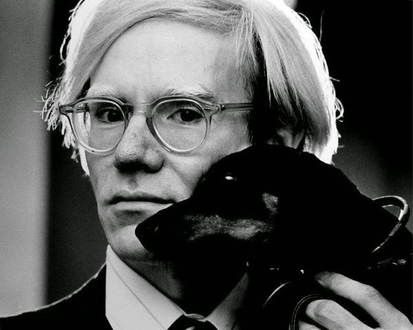 """Andy Warhol by Jack Mitchell"" by Jack Mitchell. Licensed under CC BY-SA 4.0-3.0-2.5-2.0-1.0 via Wikimedia Commons - http://commons.wikimedia.org/wiki/File:Andy_Warhol_by_Jack_Mitchell.jpg#mediaviewer/File:Andy_Warhol_by_Jack_Mitchell.jpg"