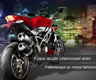 joomla template fo bikes