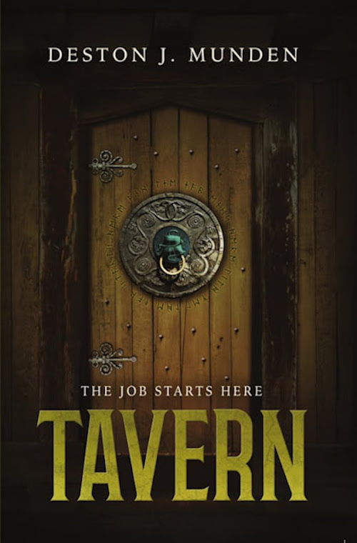 Monthly Book Cover Contest Winner: The Tavern
