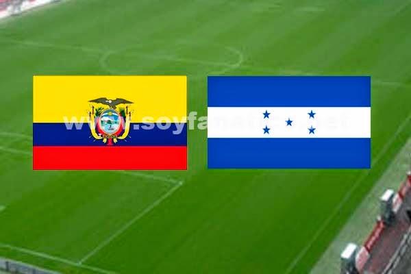 Ecuador Honduras 2014 -GRupo E Mu dial Brasil