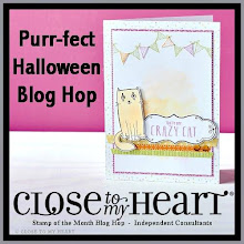 August Stamp of the Month Blog Hop
