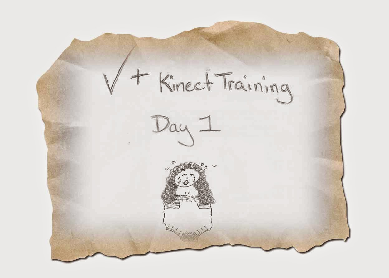 Nike+ Kinect Training left me feeling like a steamy, soggy diaper!