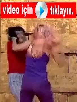 kadın kavgası