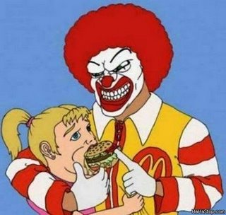 McDonalds is hell