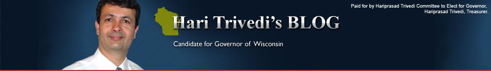 Hari Trivedi's Blog