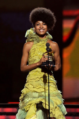 Who is Esperanza Spalding?