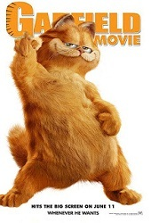 Chú Mèo Garfield - Garfield