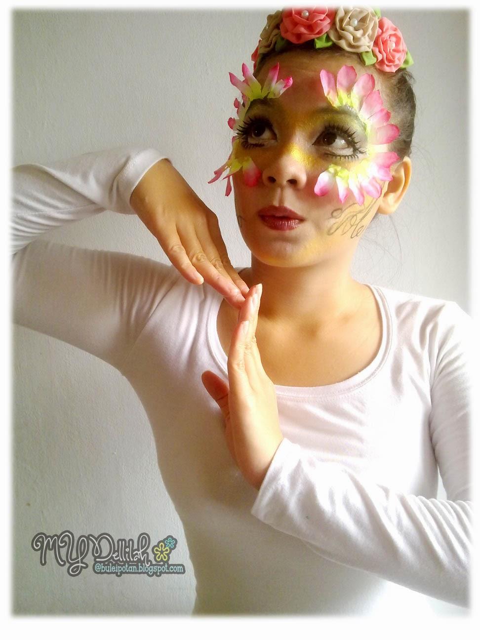 """cirque du soleil""  Makeup"