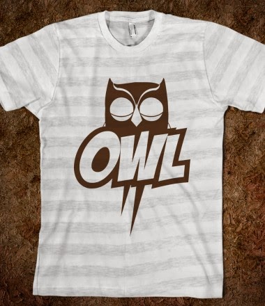 T shirt quotes design T shirt with owl design