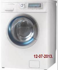 front loading elektrolux mesin cuci